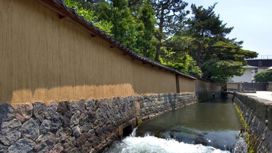 長町武家屋敷跡(写真提供:金沢市)