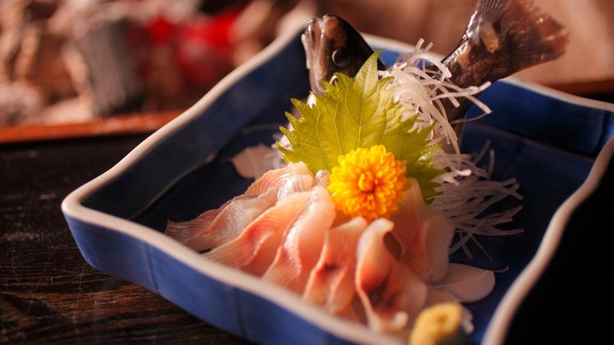 【別注】岩魚の刺身
