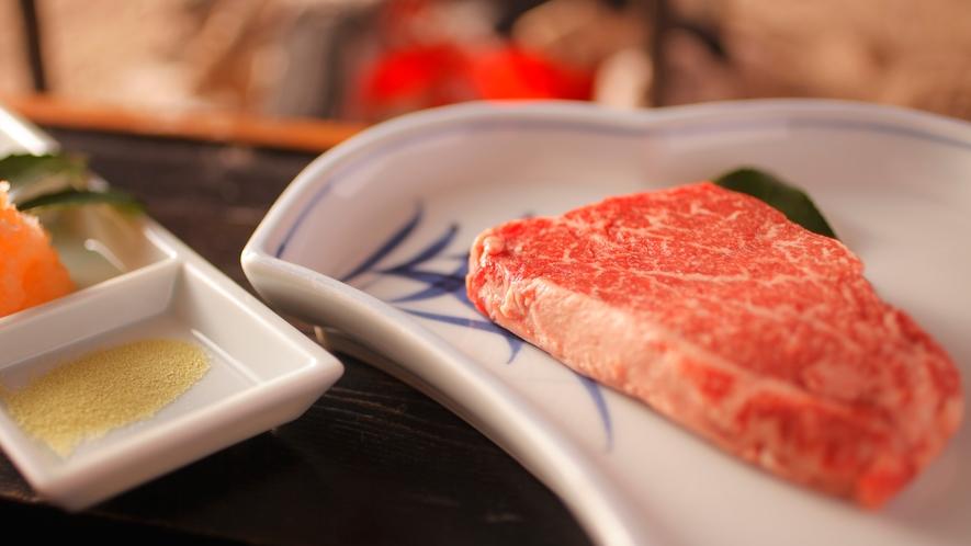 【別注】A5ランク飛騨牛のステーキ