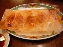 ニーハオの元祖羽根付き餃子
