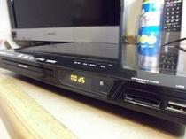 貸出用DVDデッキ