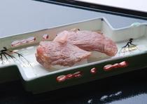 松阪牛のあぶりにぎり寿司