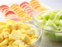 朝食ブッフェ フルーツイメージ