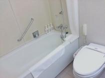 スタンダードツイン/ダブル バスルーム