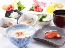 朝食ブッフェ 和食イメージ
