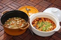 【2月は中国料理!】麻婆豆腐と八宝菜をご提供★