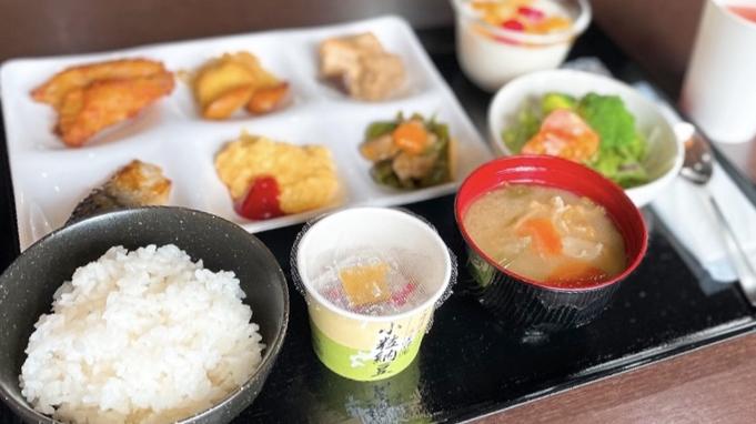 【朝食付】焼酎好きにはたまらん!霧島酒造の本格芋焼酎<黒・白>ワンカップセット付プラン