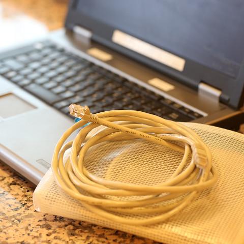 全室無料Wi-Fi完備◆全室LANケーブルも設置