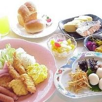 朝食和・洋テイスト★多彩なメニュー☆シェフのこだわり食材