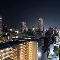 *【景観】高層階から見える夜景が、『こうべ夜景100選』に選ばれました。