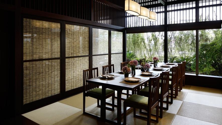 日本料理おおみ 個室