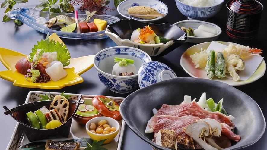 日本料理おおみ 会席料理 イメージ