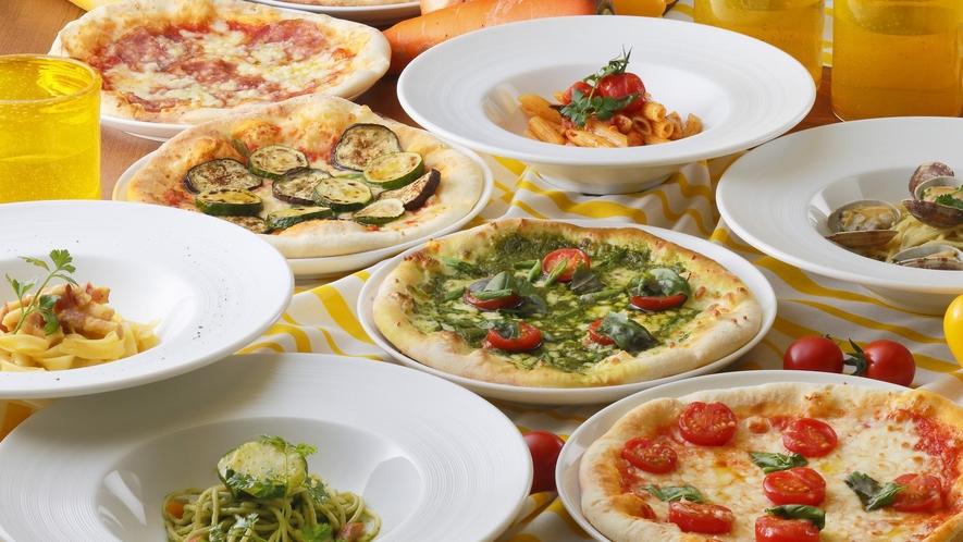 イタリアンダイニングベルラーゴ パスタとピザ イメージ