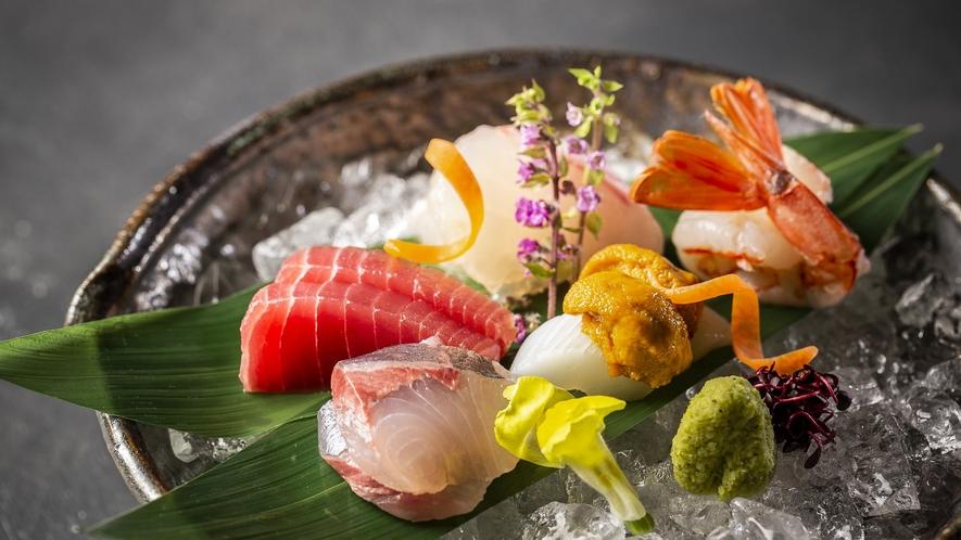 日本料理おおみ 料理 イメージ