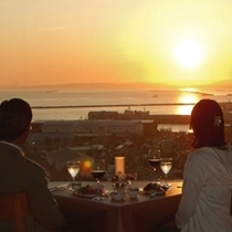 世界三大夕日を眺めながら特別な人と・・・