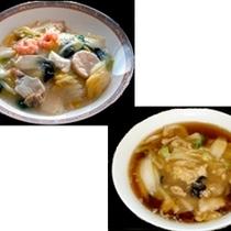 定番の中華料理1品が付いたプランは人気商品!