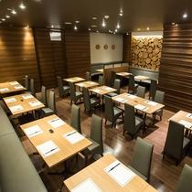 ブッフェダイニング&カフェ【フォーリーフガーデン】(1階) 魅力的なメニューをお届けいたします。