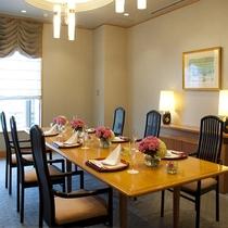 ■日本料理 富貴野■      様々なお集まりに・・・ お人数に合わせた個室にてご案内いたします