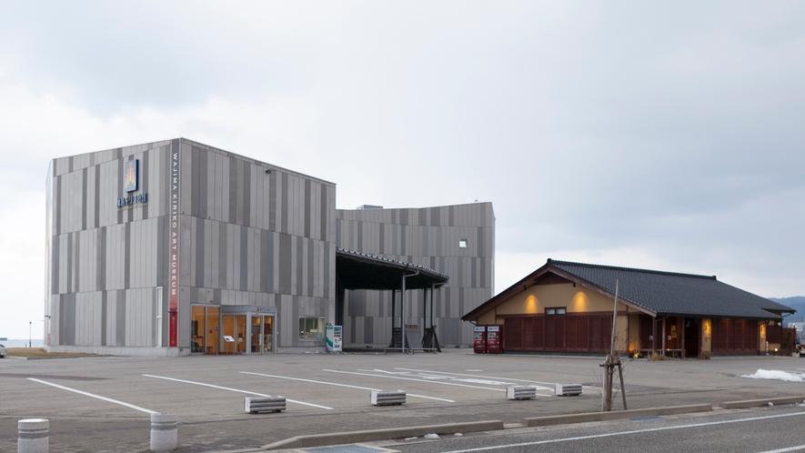 ◆輪島キリコ会館