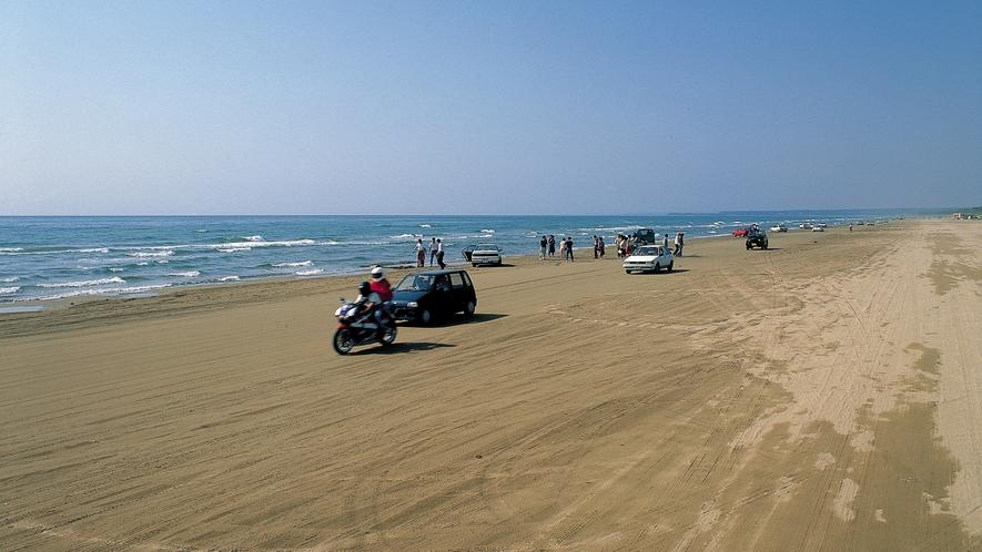 ◆千里浜・なぎさドライブウェイ