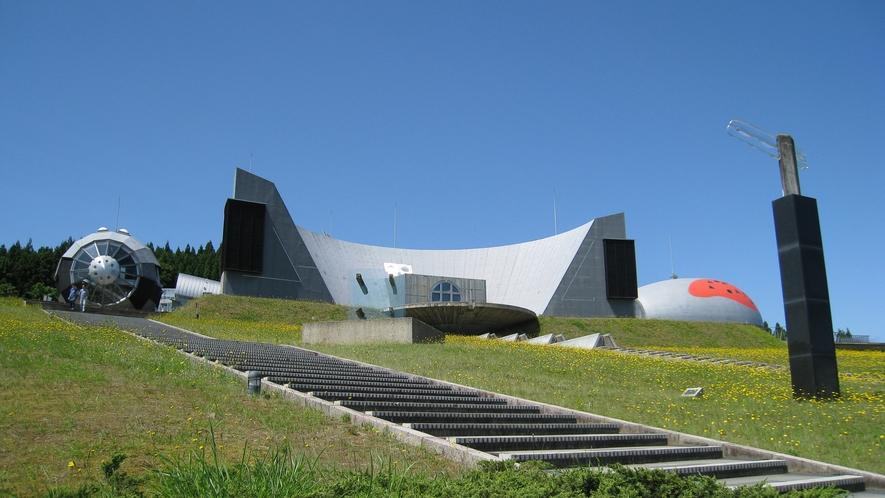 ◆石川県能登島 ガラス美術館