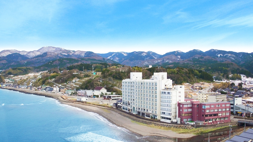 ◆ホテル 外観