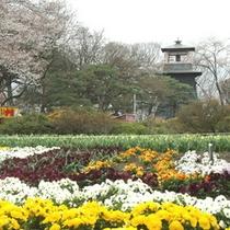 沼田公園(沼田城跡)〈お車 35分〉