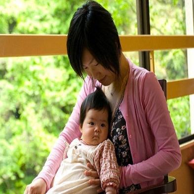 【赤ちゃん歓迎プラン】 離乳食・オムツ等のベビーセット付で安心♪ 無料貸切露天も人気♪【個室食】
