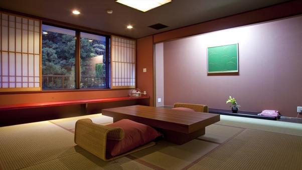 源泉かけ流し露天風呂スイート『六庄庵102号室』(禁煙室)