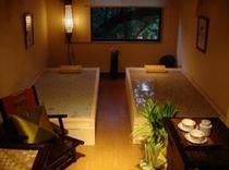 ◆貸切個室岩盤浴◆