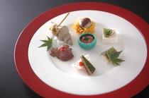 ◆『上創作料理』 前菜◆