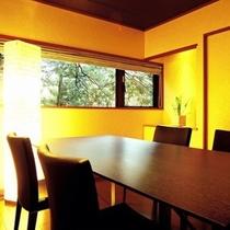 【六庄庵301 天】六庄庵でお部屋食ができるのは201と301のみです。記念日のお客様に好評です。