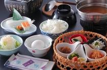 朝の和定食