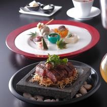 【ハイグレード】ワンランク上のお料理を常にお求めのお客様にご満足頂けるお料理です。【上・創作和会席】