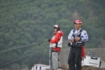 本格チヌ釣り体験