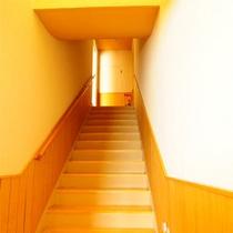 *階段(コンドミニアムSタイプ)