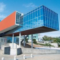 【周辺観光】高知県立坂本龍馬記念館まで当館からお車で約30分