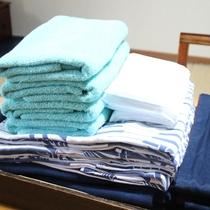 【お部屋】浴衣、アネニティーなど