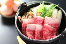 すき焼き【別注料理】