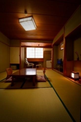 おなじみの新館和室