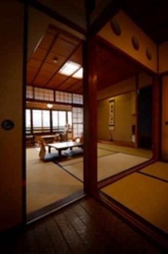 本館和室2階