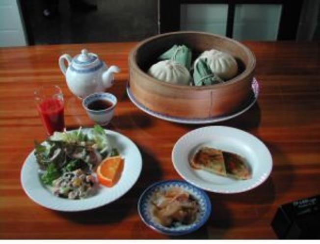 中華の朝食
