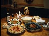 中華料理が美味