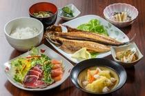 中町ホテルの料理
