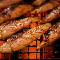 ライブキッチン「焼鮭」