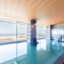 男性大浴場「日本海」
