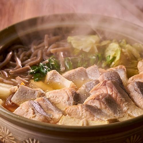 鮭の吟醸鍋