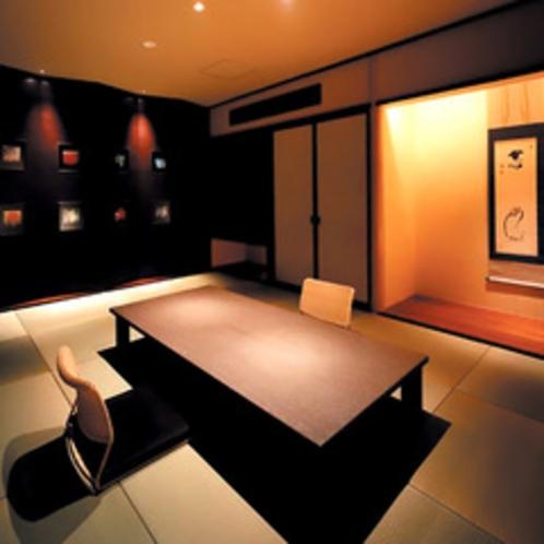 MIKUNIsuite…和室