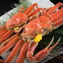 【めおと蟹】