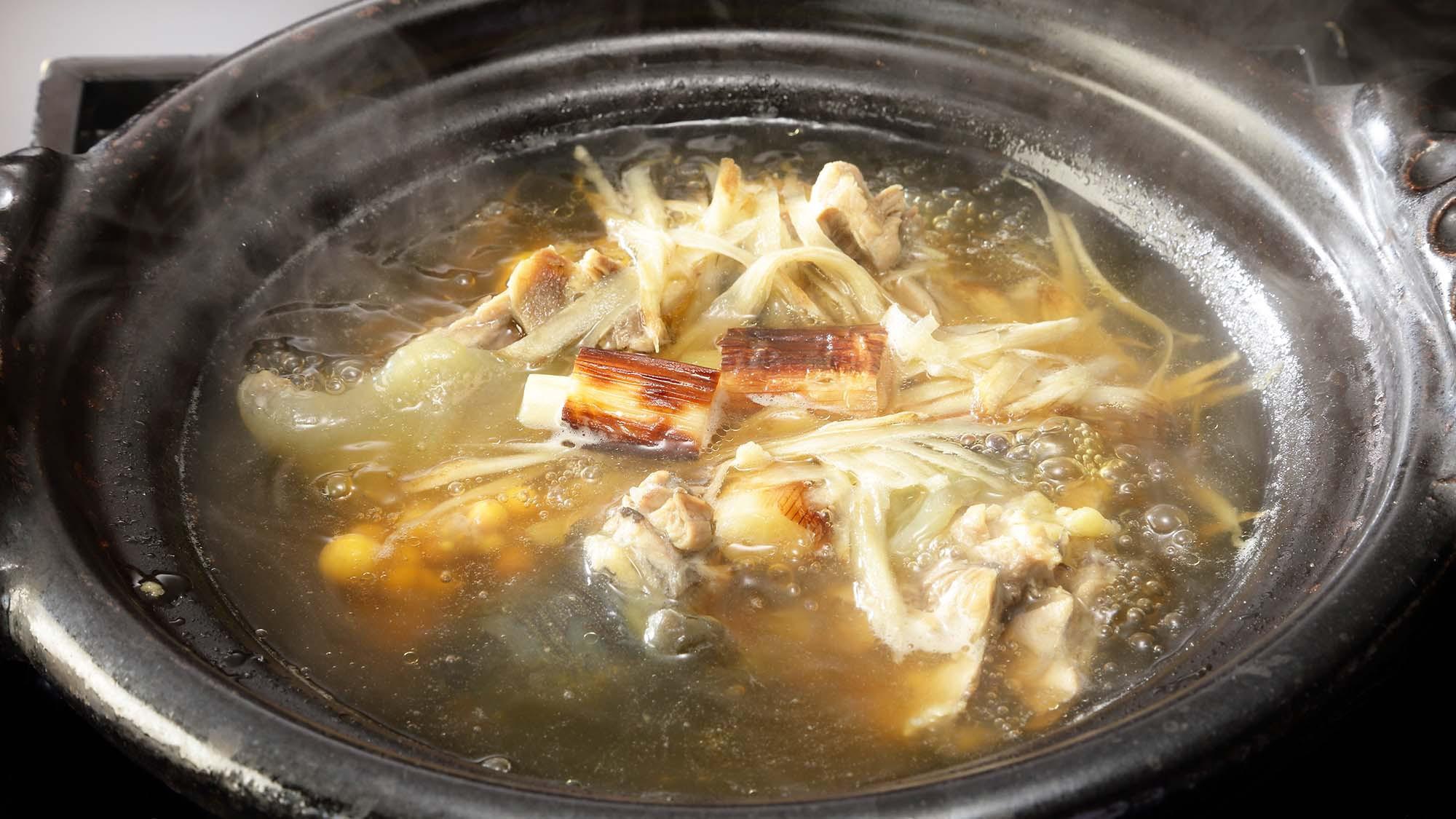 すっぽん鍋※イメージ
